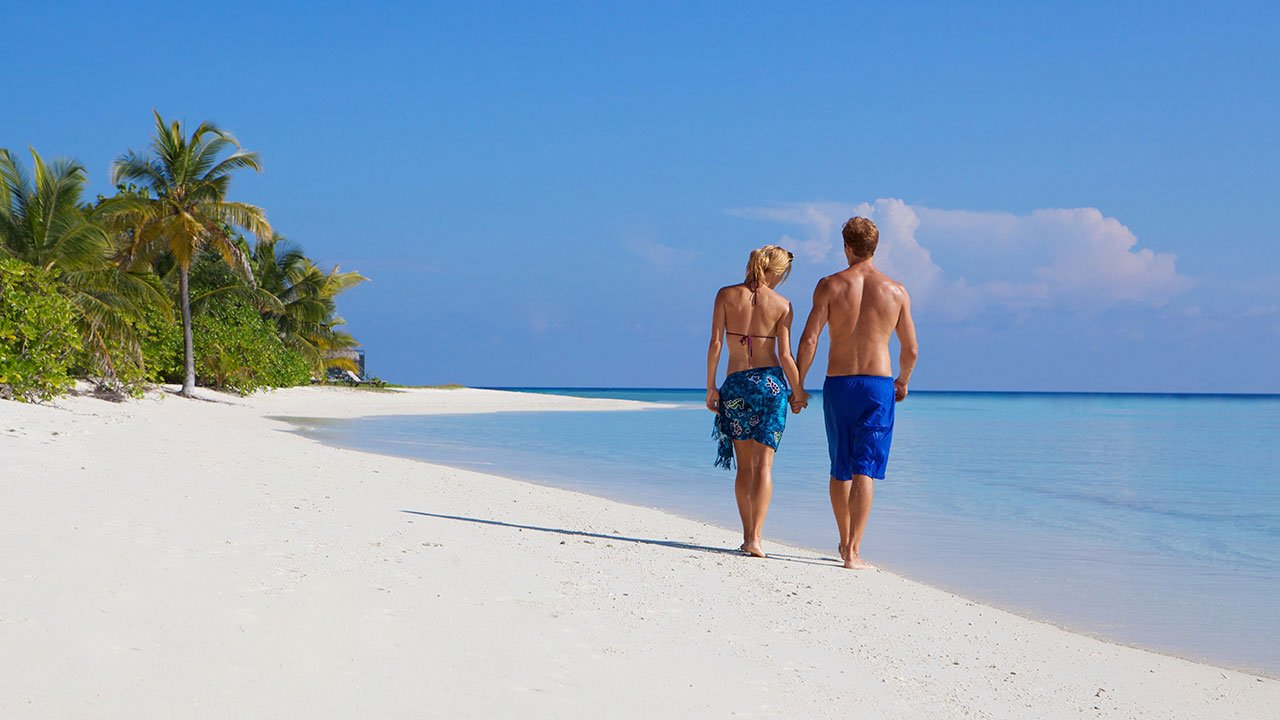 Maldives adults only resort