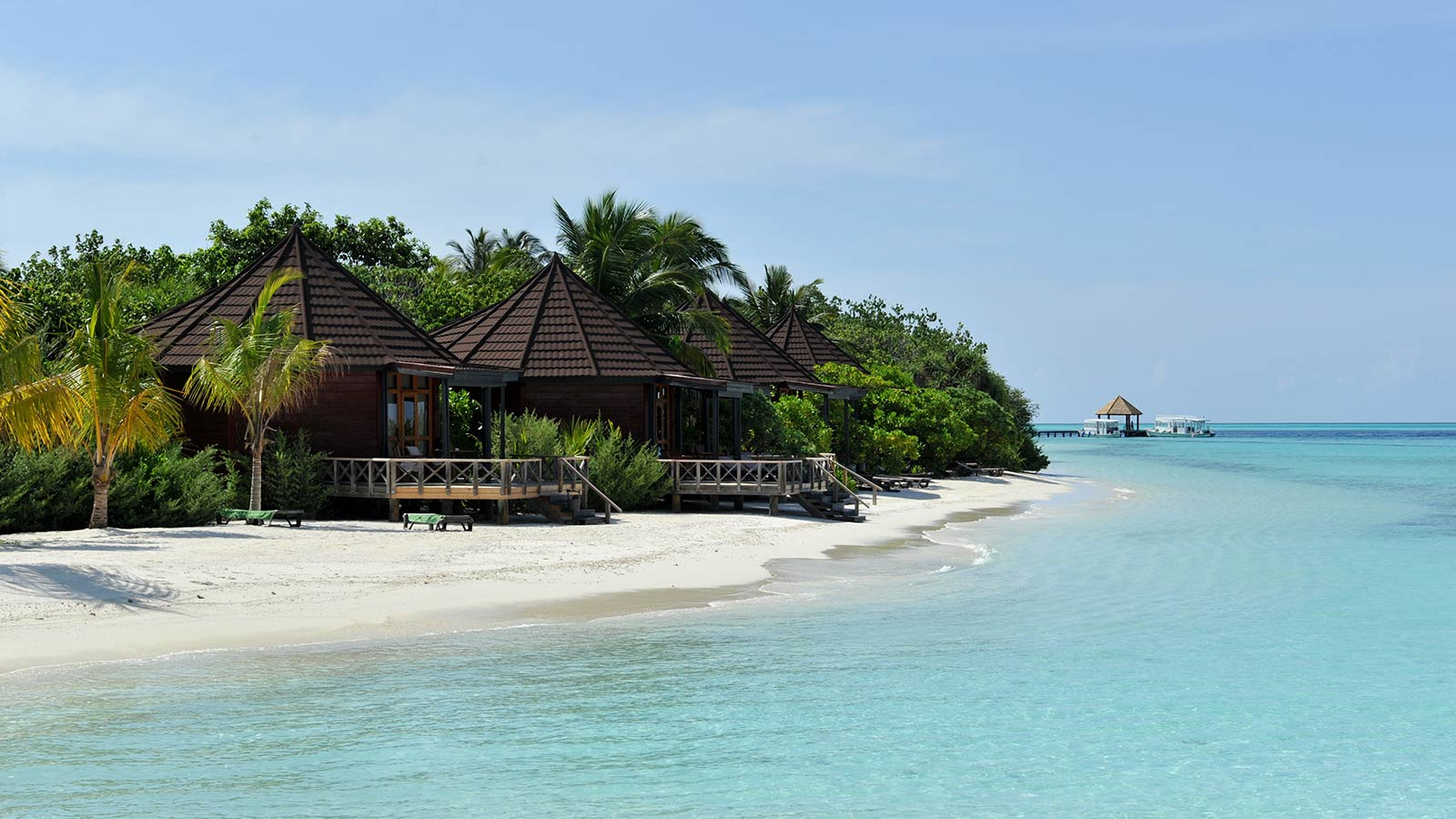 Luxury Villas Maldives
