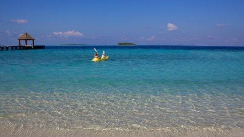 Maldives Watersports Kayaking