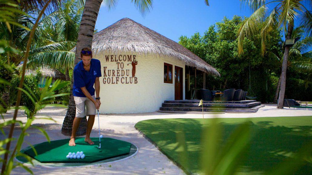 Maldives Golf