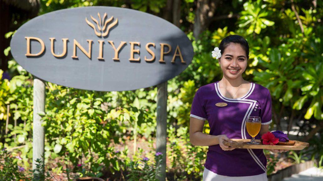 Duniye Spa Komandoo Maldives Resort