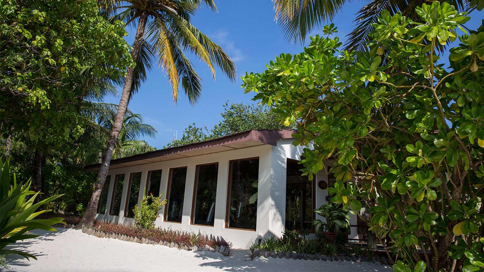 Fitness Komandoo Maldives Resort