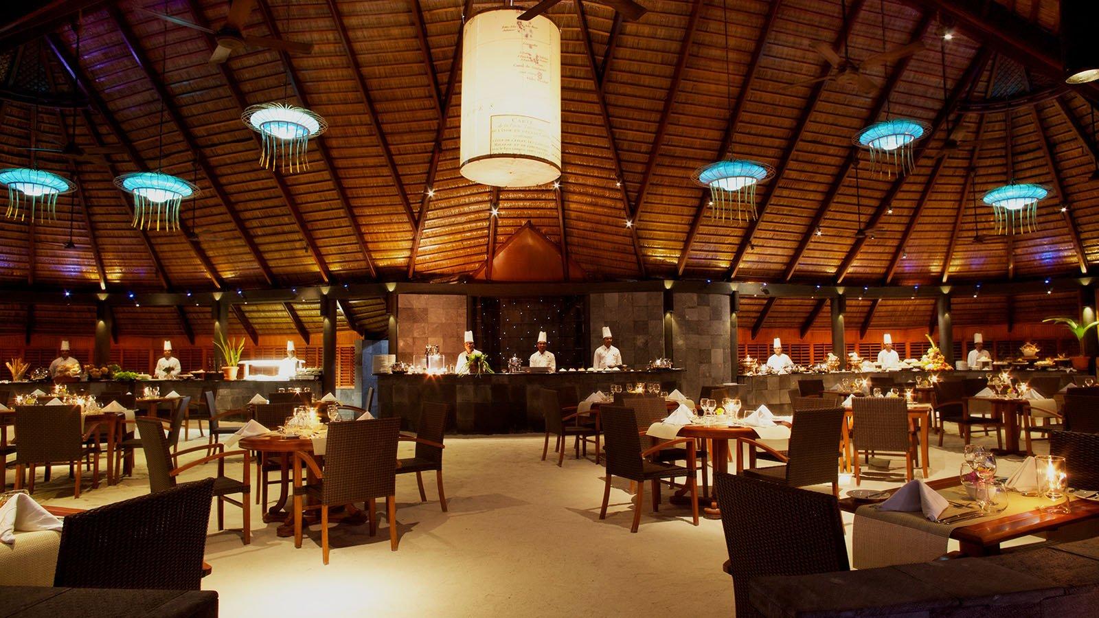 Restaurant Komandoo Maldives Dining