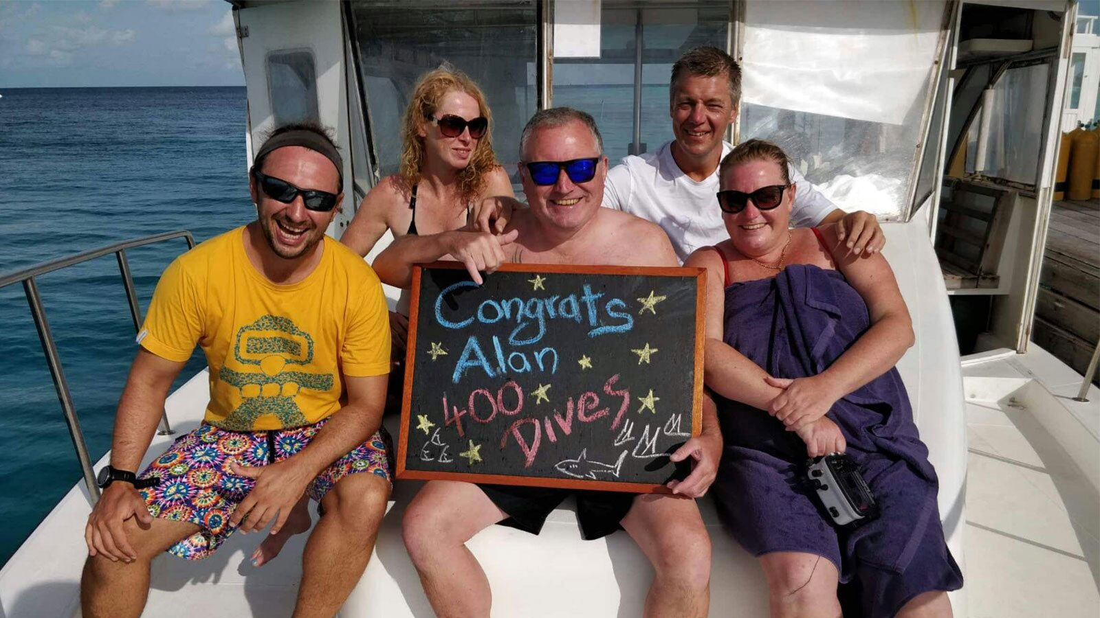 Valet Scuba Diving Komandoo Maldives