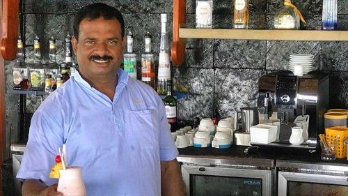 Vinod Komandoo Maldives