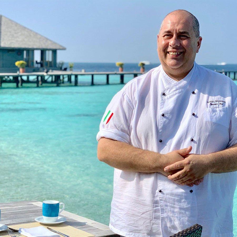 Riccardo Rizzoli Komandoo Maldives Resort