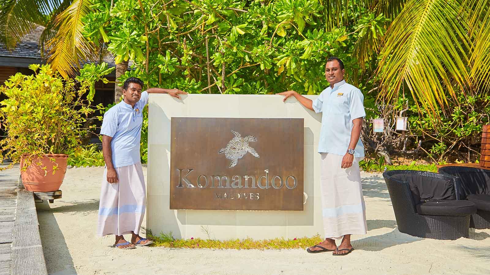 Komandoo Maldives Champions