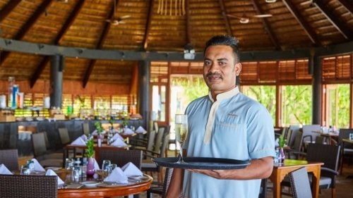 Ibrahim Habeeb Komandoo Maldives Resort