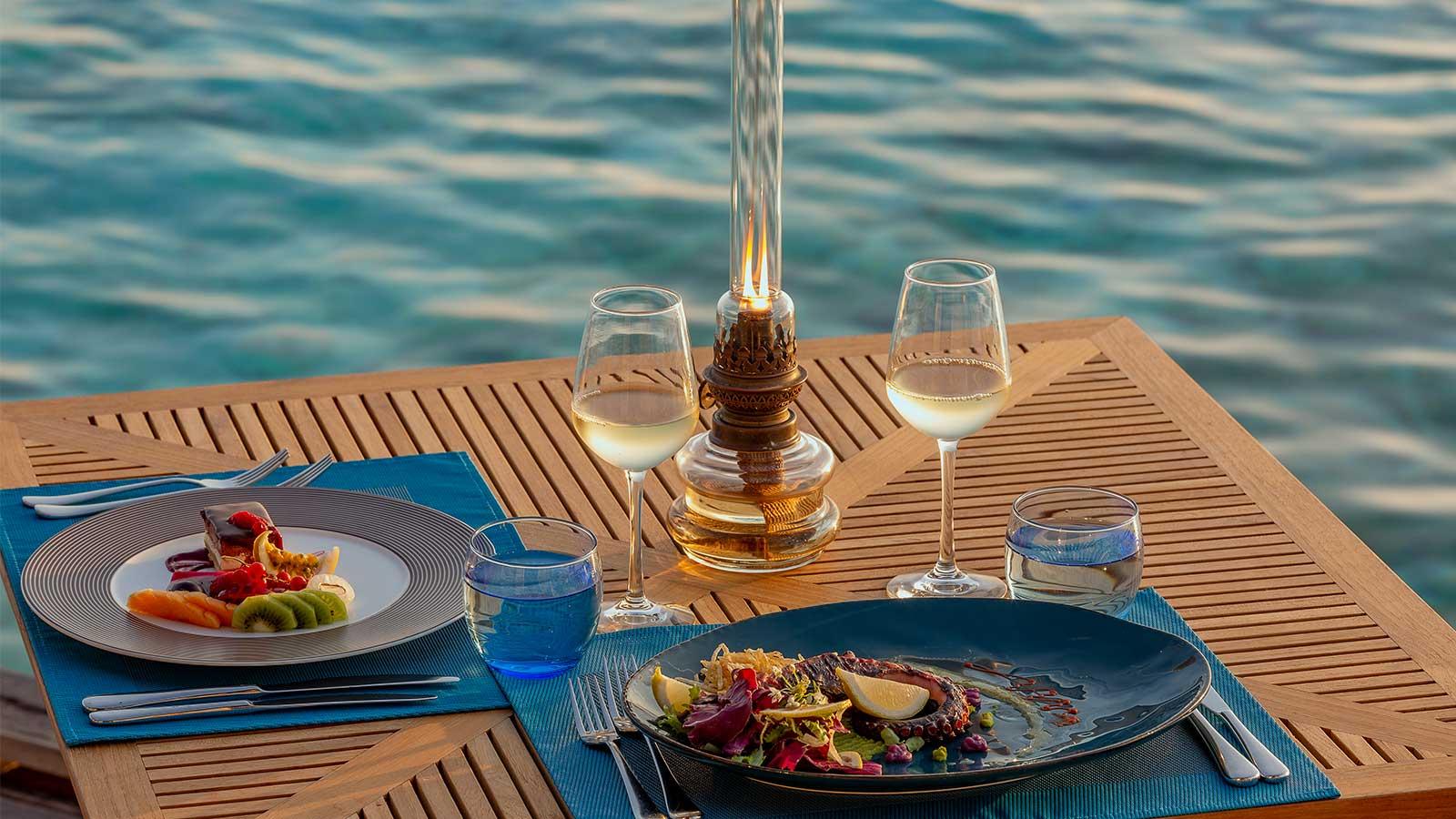 Aqua Restaurant Komandoo