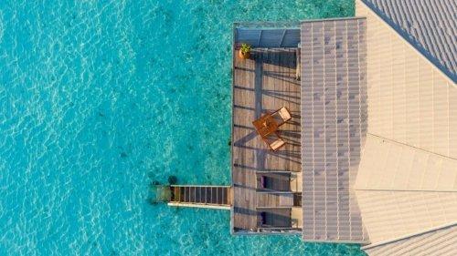 Komandoo Maldives Jacuzzi Water Villa