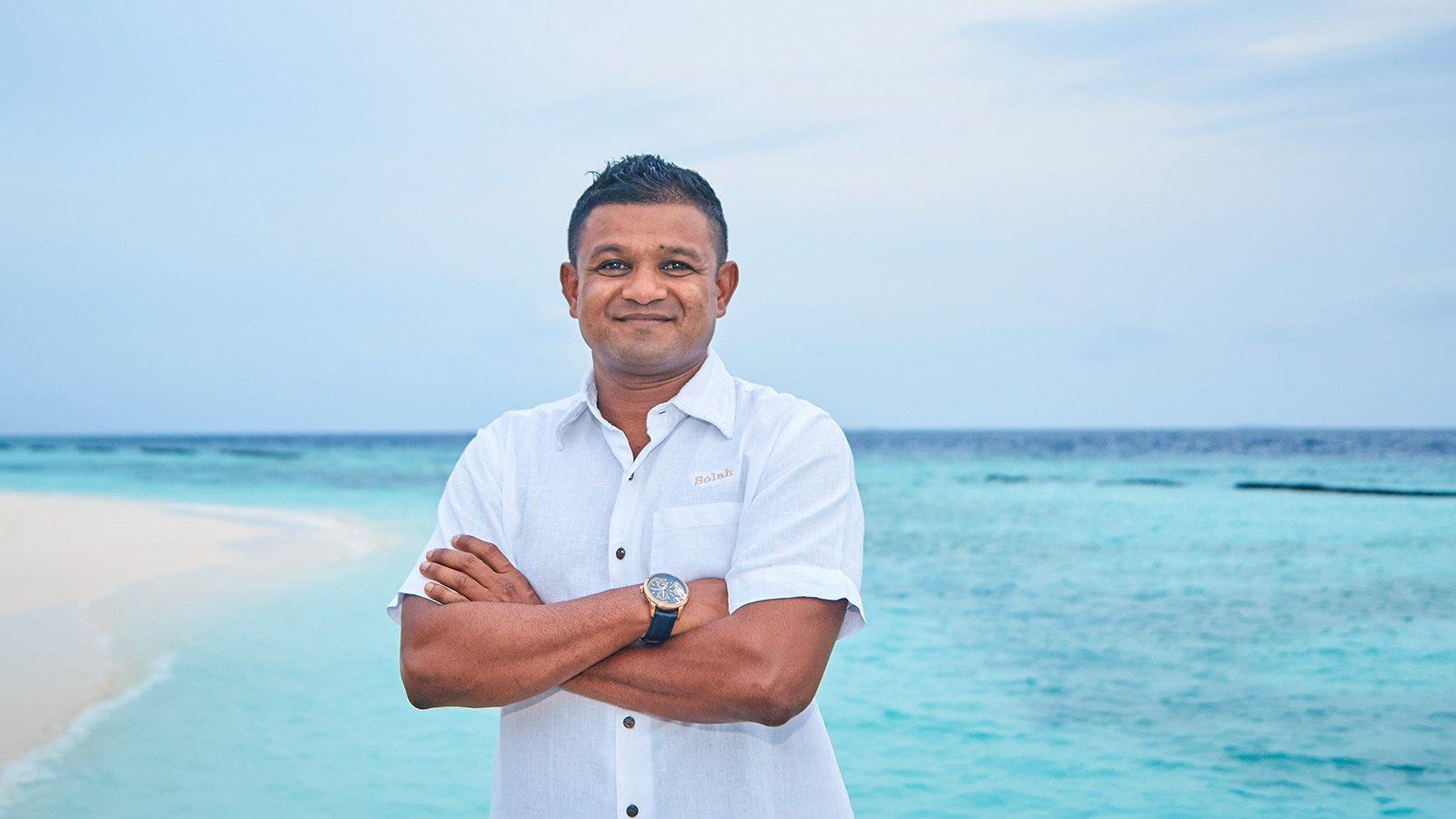 Komandoo Maldives General Manager