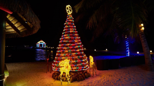 Komandoo Maldives Christmas